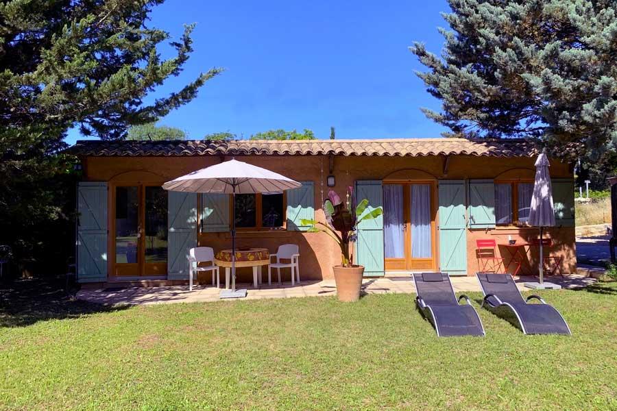 Maison Lotus chez Zazen location en Provence à Callian